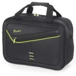 Τσάντα χειραποσκευης 40 εκ Stelxis 102-40 Μαύρο