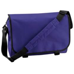 Τσάντα laptop Messenger L blue bc21002