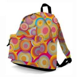 Σχολική Τσάντα πλάτης Benzi BZ4056 ORANGE