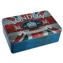 Μεταλλικό κουτί - London