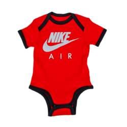 NIKE - Βρεφικό φορμάκι Nike κόκκινο