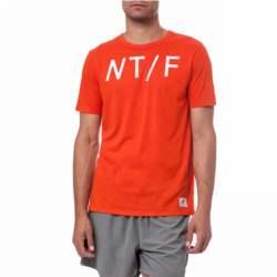 NIKE - Ανδρική μπλούζα Nike πορτοκαλί 9559b0ab936