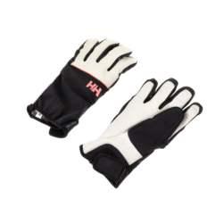 HELLY HANSEN - Γυναικεία γάντια QUEST HT μαύρα-λευκά