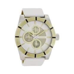 OOZOO - Ρολόι OOZOO λευκό