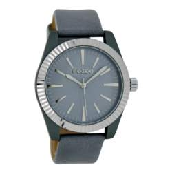 OOZOO - Γυναικείο ρολόι OOZOO γκρι