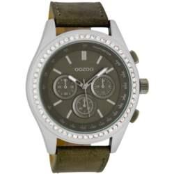 OOZOO - Γυναικείο ρολόι OOZOO μαύρο
