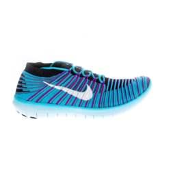 NIKE - Γυναικεία αθλητικά παπούτσια NIKE FREE RN MOTION FLYKNIT τυρκουάζ