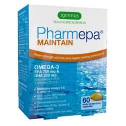 Φόρμουλα Ω3 Pharmepa Maintain (60 Caps)