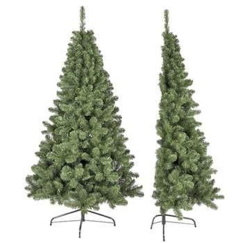 Δέντρο Χριστουγεννιάτικο Μισό 350 Κλαδιά Υ180εκ. - Xmas fest - 93.2579
