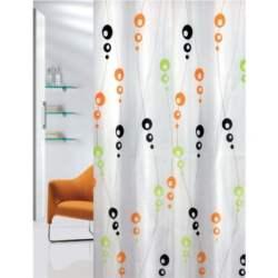 Κουρτίνα Μπάνιου Υφασμάτινη Bubbles Joy Bath - Joy Bath Accessories - bubbles