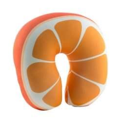 Μαξιλάρι για τον αυχένα - Πορτοκάλι