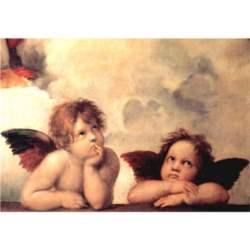 Παζλ - Sistine Madonna | Raphael