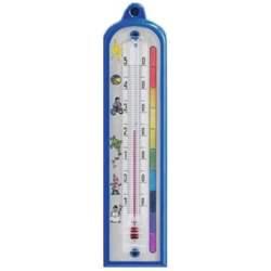 Θερμόμετρο Χώρου Παιδικό Safety 101075 Μπλε