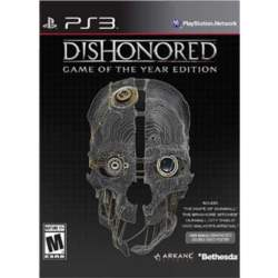 Dishonored Game Of The Year - PS3 Game