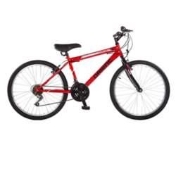 """Ανδρικό Ποδήλατο Orient MTB Comfort 20"""" Man, Κόκκινο"""