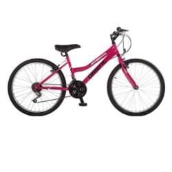 """Γυναικείο Ποδήλατο Orient MTB Comfort 20"""" Lady, Φούξια"""