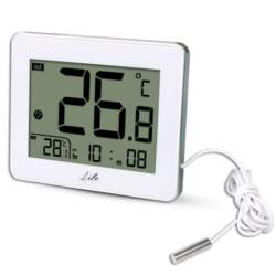 Ψηφιακό Θερμόμετρο Life WES-202 Λευκό