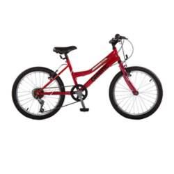 """Γυναικείο Ποδήλατο Orient MTB Comfort 20"""" Lady, Κόκκινο"""