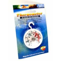 Θερμόμετρο Ψυγείου Αναλογικό Πλαστικό Κρεμαστό Home&Style 735663-400
