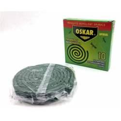 Εντομοαπωθητικό Φιδάκι Spiral Oskar Σετ 10τεμ 27515900-60