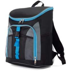 Ισοθερμική Τσάντα Benzi BZ5138 Μαύρη/Σιελ
