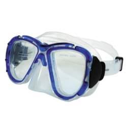 Μάσκα Σιλικόνης Teka Εσωτερικού Όγκου 105cm Χρώμα Διαφανή -Μπλε (61013)