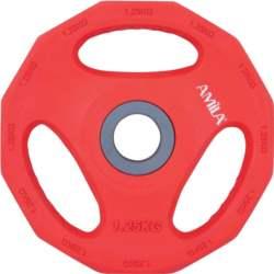 Δίσκος με Επένδυση Λάστιχου 1.25kg Amila 84515 Κόκκινος