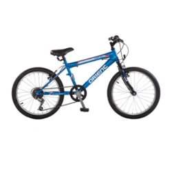 """Ανδρικό Ποδήλατο Orient MTB Comfort 20"""" Man, Μπλε"""