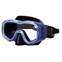 Μάσκα Targa Από TPP Χρώμα Μπλε-Διαφανές