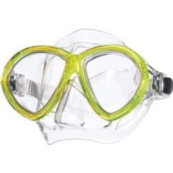 Μάσκα Θαλάσσης Formula OEM 52275 Διάφανη/Κίτρινη