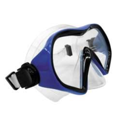 Σετ Μάσκα TPP Αναπνευστήρα Vera Χρώμα Μπλε -Διαφανές