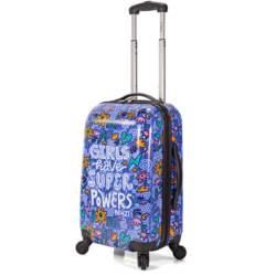 Βαλίτσα Καμπίνας με 4 Ρόδες Benzi BZ5336 Πολύχρωμη