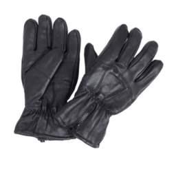 Diplomat Ανδρικά Δερμάτινα Γάντια LG-802 Μαύρο, Μέγεθος XLarge(9.5)