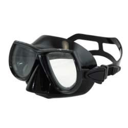 Μάσκα Specta Σιλικόνης Χρώμα Μαύρο Εσωτερικού Όγκου 70cm