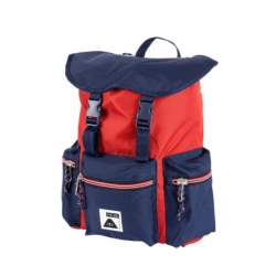 Poler Roamers backpack mud red