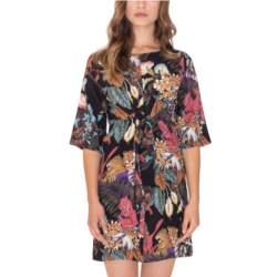 Pepaloves Jungle print μίνι φόρεμα - 108663