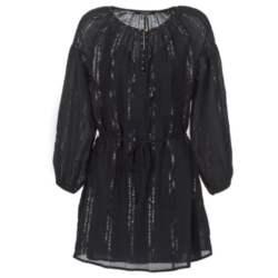 Κοντά Φορέματα Maison Scotch DRAGUO Σύνθεση: Βαμβάκι,Πολυεστέρας & Σύνθεση επένδυσης: Βαμβάκι