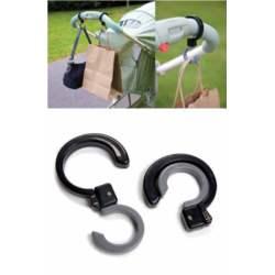 DIONO Βοηθητικοί κρίκοι για καρότσ Buggy Hooks Diono