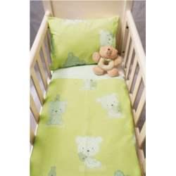 Σεντόνια Λίκνου Καλαθούνας σετ 3τεμ.Σχέδιο 430 Baby Oliver