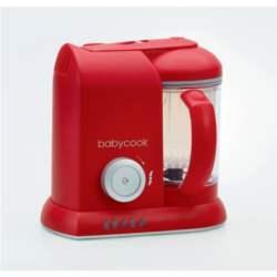 Beaba Ατμομάγειρας Babycook Solo Red Beaba