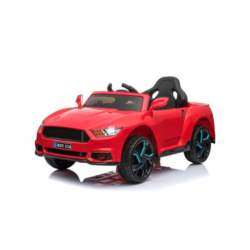 Ηλεκτροκίνητο Αυτοκίνητο Rodeo Car RTB-560 Red Cangaroo