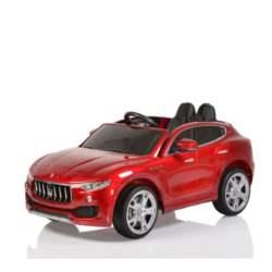 Ηλεκτροκίνητο Αυτοκίνητο 12V Maserati Levante SX1798 Eva Wheels Cangaroo Red 3800146252816