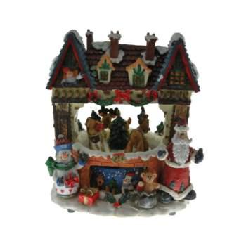 Χριστουγεννιάτικο μουσικό διακοσμητικό