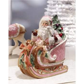 Χριστουγεννιάτικη μπισκοτιέρα