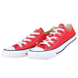 CONVERSE All Star Shoes Ox Red M9696