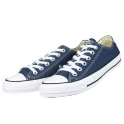 CONVERSE All Star Shoes Ox Navy M9697