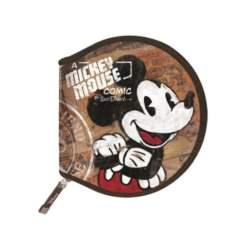 Θήκη CD/DVD Tucano Disney Mickey Kristal 24 discs - Καφέ